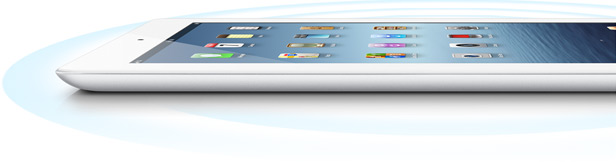 Apple New iPad 16GB Wifi (Ipad 3 2012) Lighter Thinner