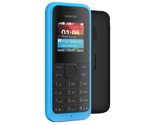 Nokia N105 Single SIM