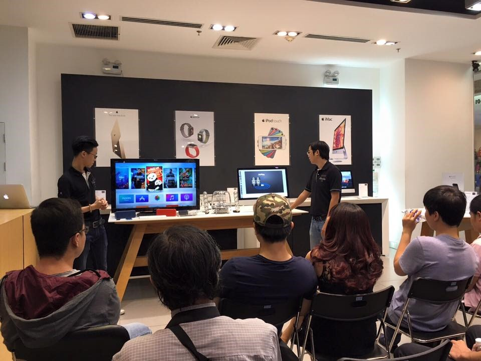 """Mách mẹo cho iFan: Test-Drive """"New OS - Better Together"""" Tại F.Studio By FPT"""
