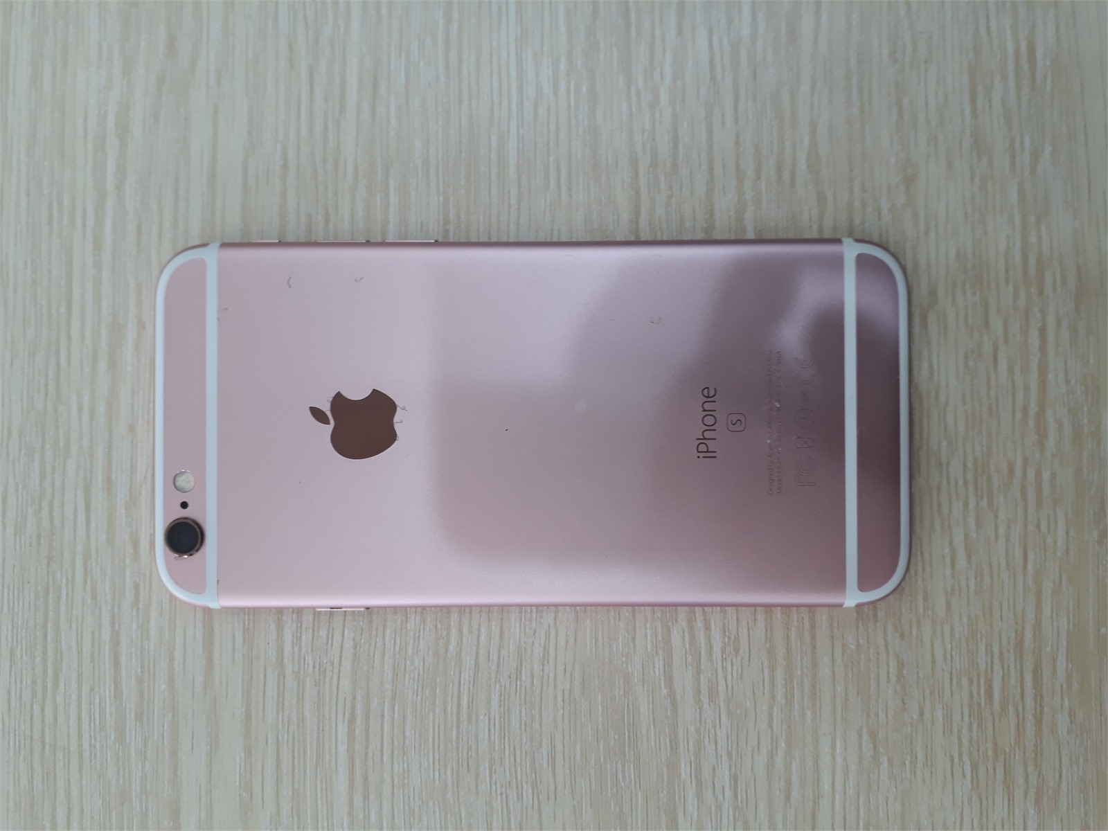 Apple ĐTDĐ iPhone 6s demo 16GB Rose Gold (A1688)_ 3A503VN/A