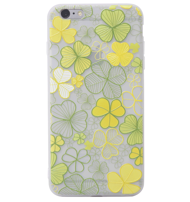 Ốp lưng iPhone 6 Plus/6S Plus Clovers