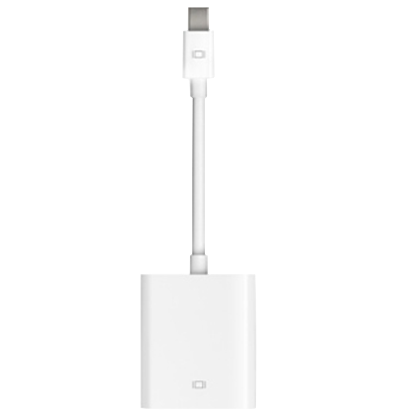 Cáp Mini DisplayPort to VGA Adapter MB572Z/B