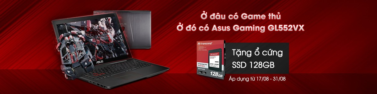 Asus Gaming GL552VX S1