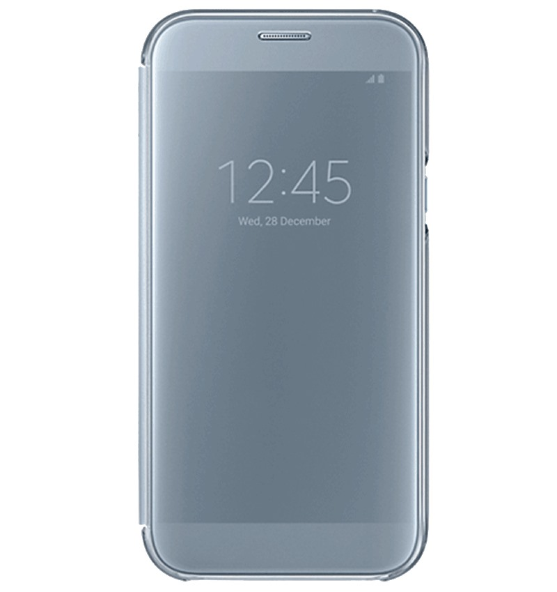 Bao da Samsung A5 2017 Clear View Blue