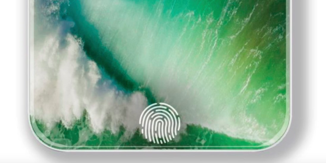 iPhone Edition sẽ sử dụng Touch ID ở mặt sau