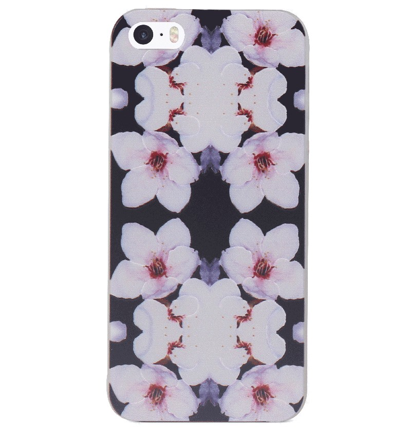 Ốp lưng iPhone 5S/SE Multi Floral