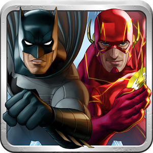 Batman & The Flash: Hero Run – Bảo vệ trái đất