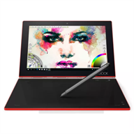 Lenovo Yoga Book Red