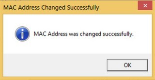 Technitium MAC Address Changer 3