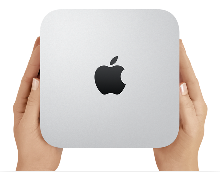 Mac Mini thiet ke