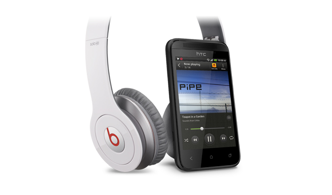 Beats Audio ™ và HTC Headset