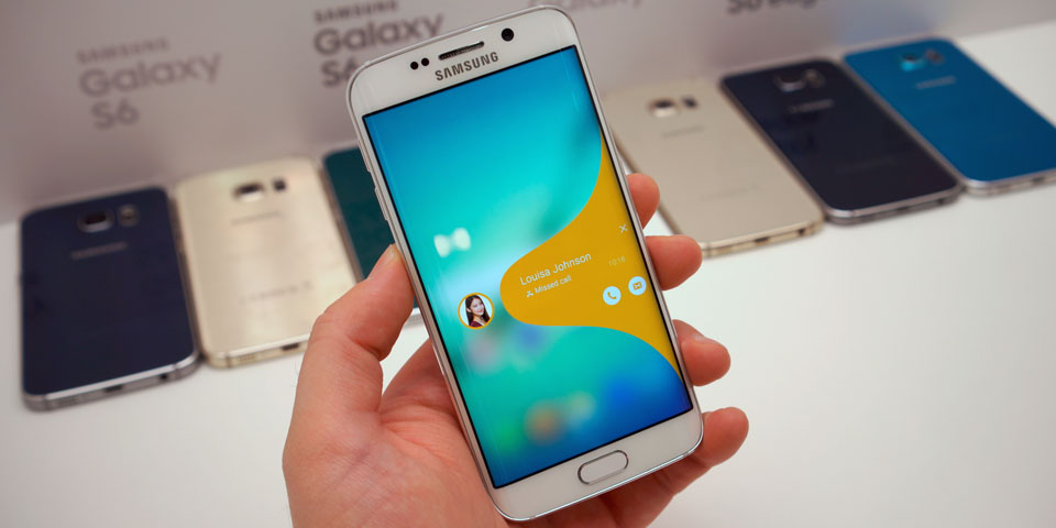 Recovery samsung s6 edge