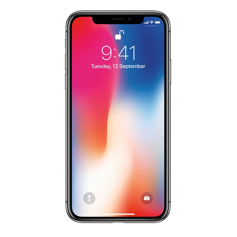iPhone X 64GB (No.00395595)