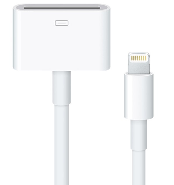 Cáp kết nối Apple Lightning to 30-pin Adapter MD824ZM/A