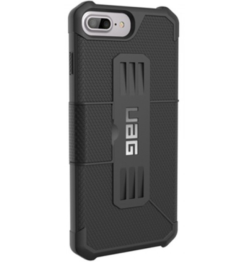 Bao da iPhone 7 Plus UAG Metropolis Black