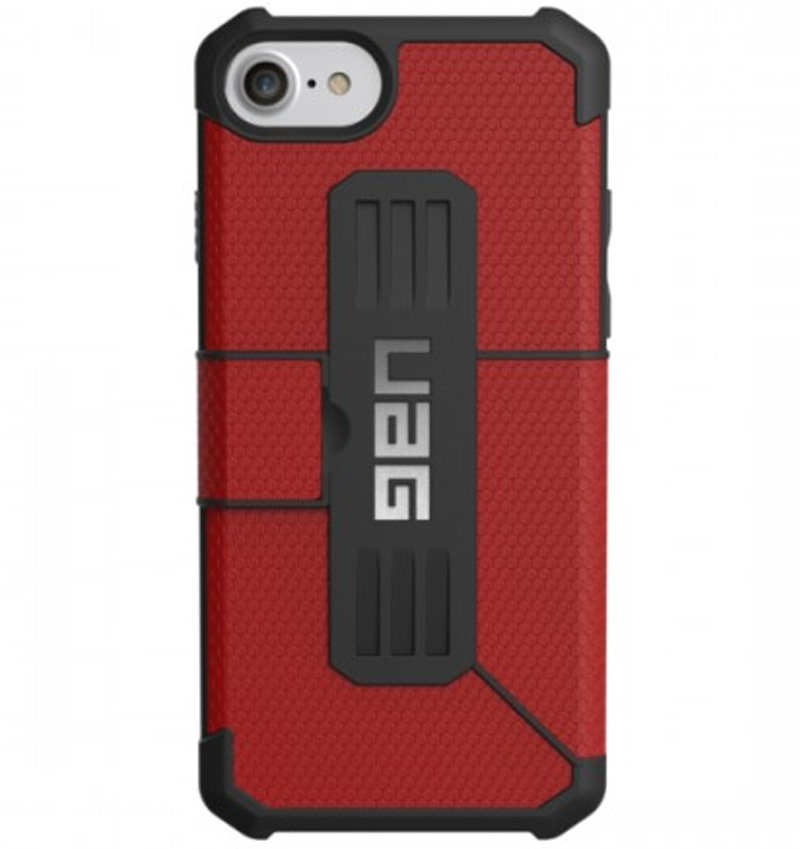 Bao da iPhone 7 UAG Metropolis Red