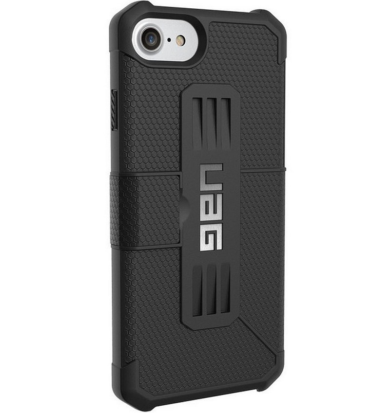 Bao da iPhone 7 UAG Metropolis Black