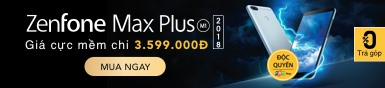 Asus - IPB - Normal Sale - Asus Zenfone Max Plus M1 2018 - 2018 Sep - H2