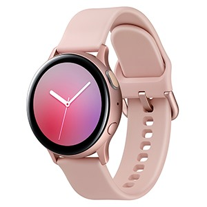 Galaxy Watch Active 2 40mm viền nhôm dây silicone
