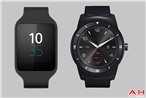 So sánh Smartwatch: Sony SmartWatch 3 với LG G Watch R