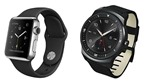 So sánh Apple Watch với LG G Watch R