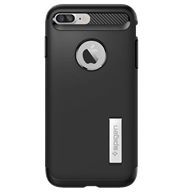 Ốp lưng iPhone 7 Plus Spigen Slim Armor Black
