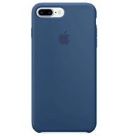 Apple Ốp lưng iPhone 7 Plus/8 Plus Silicon Oceanblue