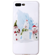 Ốp lưng Iphone 7 Plus 3 Snowmans