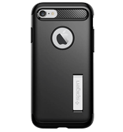 Ốp lưng iPhone 7 Spigen Slim Armor Black