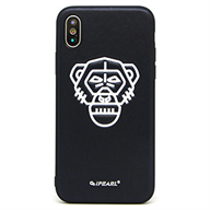 Ốp lưng iPhone X iPearl Black Gorilla