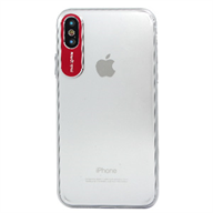 Ốp lưng iPhone X Rock Prime Series Red