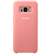 Ốp lưng Samsung S8 Silicon Pink