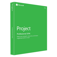 Microsoft Project Prof 2016