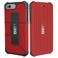 Bao da iPhone 8 Plus UAG Metropolis Red