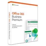 Office 365 Busines Premium 1 năm (5 PC/Mac + 5 tablets + 5 phones)