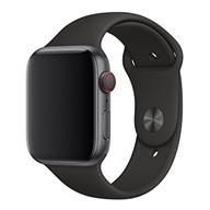 Apple Dây đeo Apple Watch 44mm Black Sport Band - S/M & M/L
