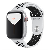 Apple Watch Nike S5 GPS + Cellular, 44mm viền nhôm dây cao su