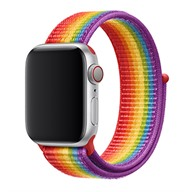Apple Dây đeo Apple Watch 44mm Pride Edition Sport Loop