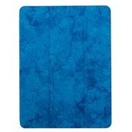 Bao da nắp gập iPad Air 3 10.5 Nhựa cứng viền dẻo  Pen Slot Leather Case Meetu  Xanh Navy