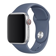 Apple Dây đeo Apple Watch 40mm cao su Alaskan Blue