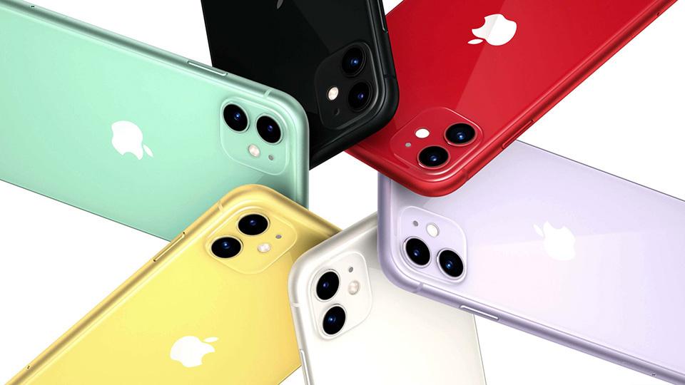 Sức cuốn hút của thương hiệu iPhone 1