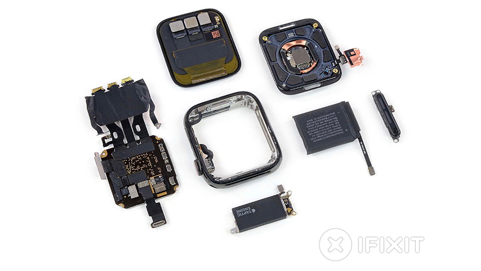 iFixit mổ bụng Apple Watch Series 5 (ảnh 1)