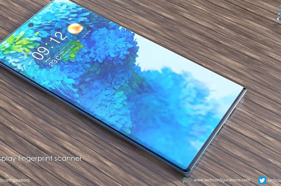 Concept Galaxy Note 20 Ultra (ảnh 1)