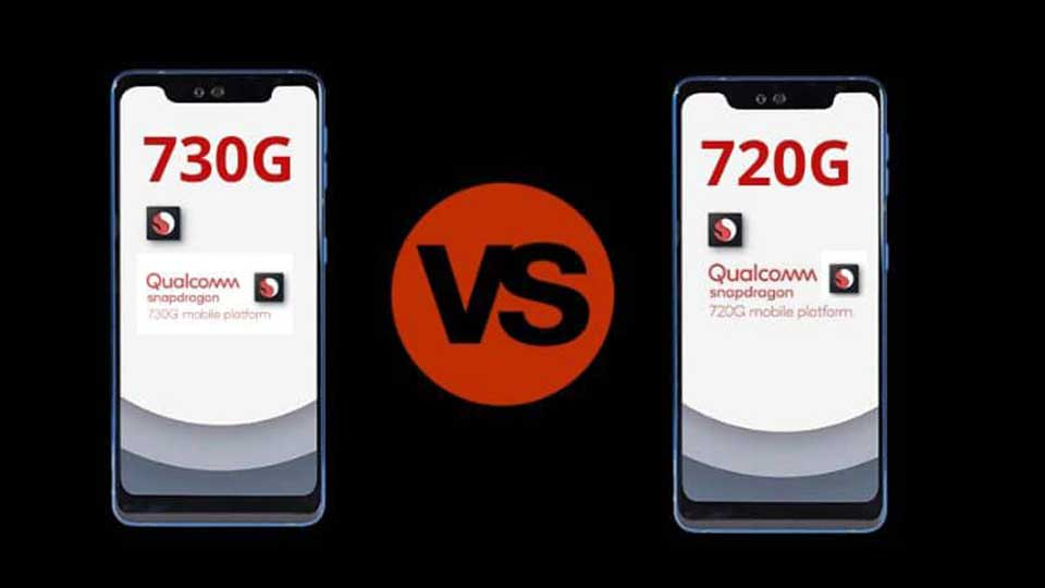 Snapdragon 730G vs Snapdragon 720G
