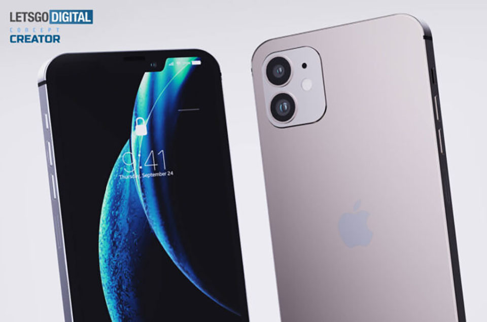 Concept iPhone 12 (ảnh 1)