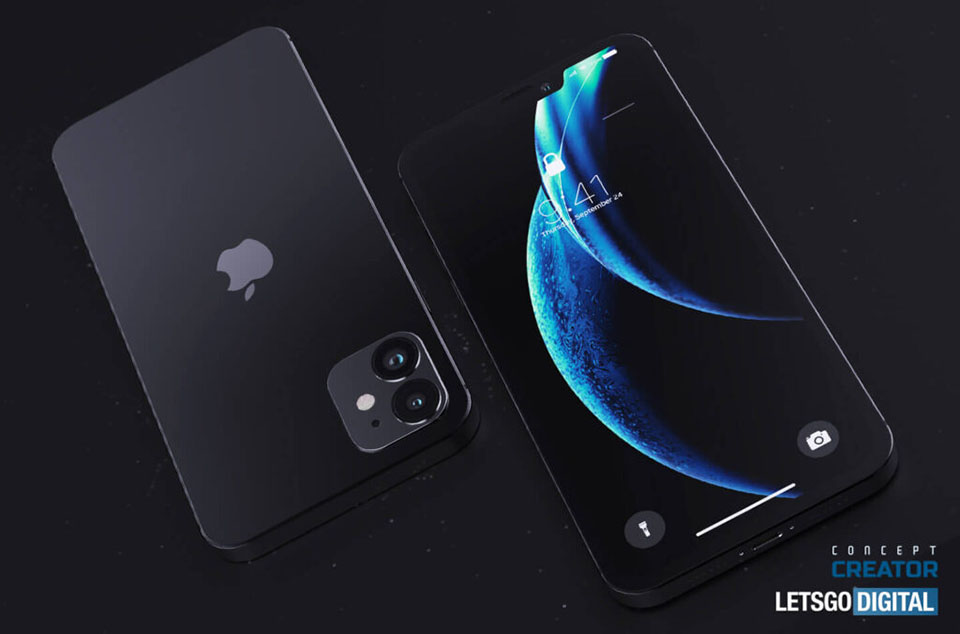 Concept iPhone 12 (ảnh 5)