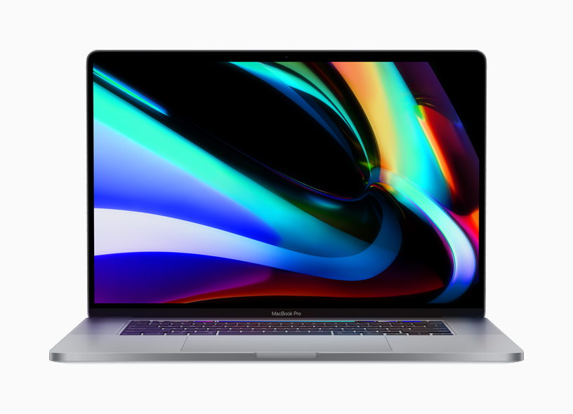 So sánh Dell XPS 15 2020 với MacBook Pro 16 inch 10