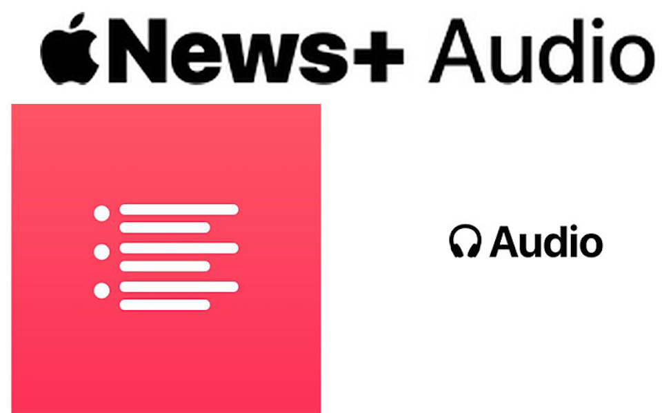 Apple News+ Audio