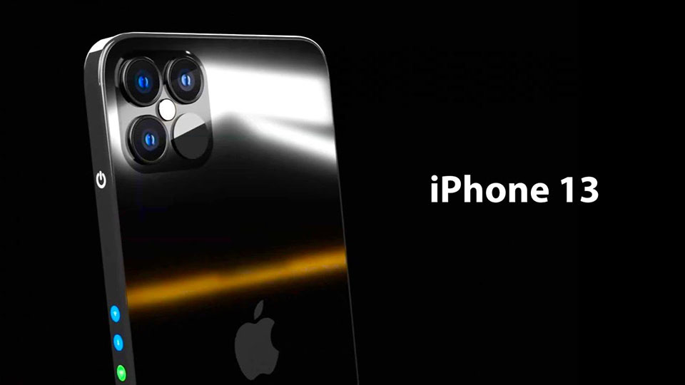 Concept iPhone 13 (ảnh 1)
