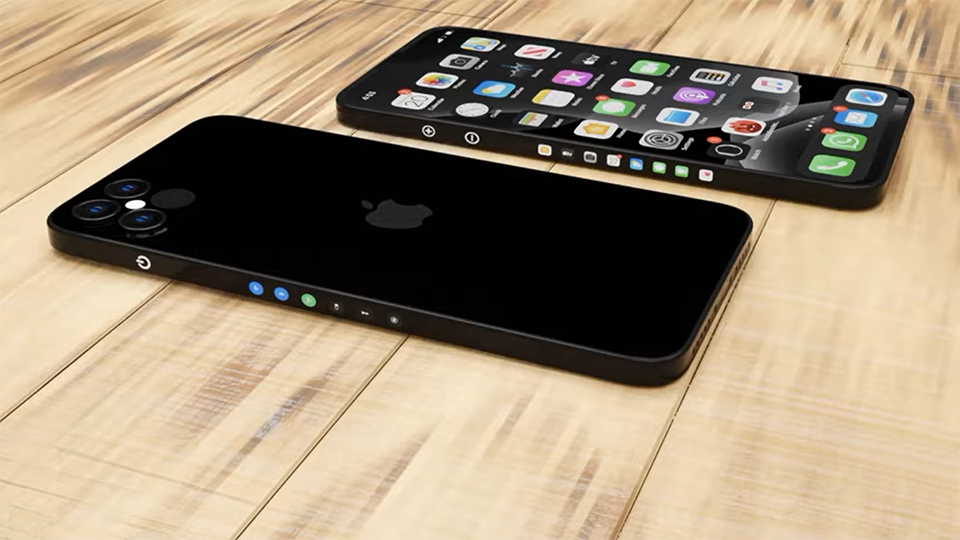 Concept iPhone 13 (ảnh 2)
